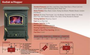 Kodiak with Hopper
